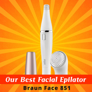 best facial epilator