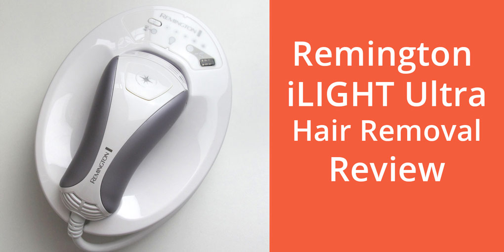Remington iLIGHT Ultra Face and Body Hair Removal System Review