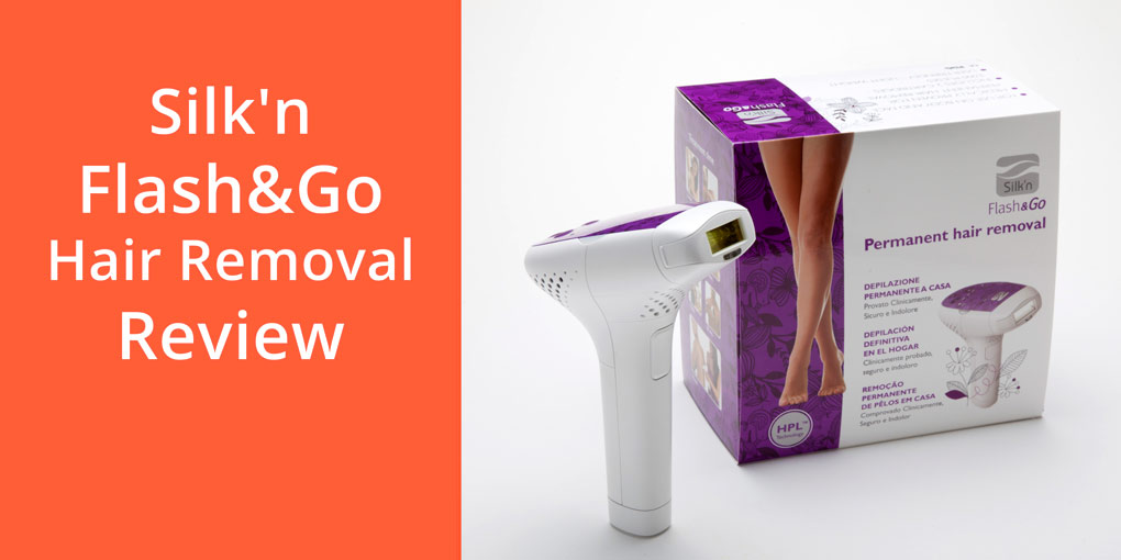 Silk'n Flash&Go Hair Removal Device Review