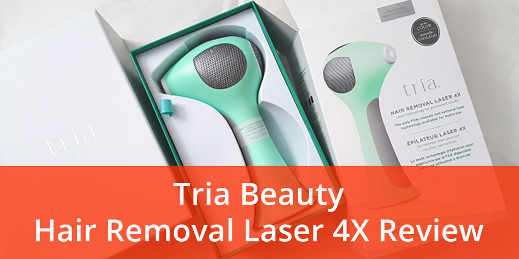 Tria Hair Removal Laser 4X Review ( The Best in The Market? )