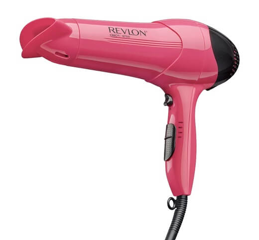 Revlon 1875W Frizz Control Lightweight iONIC Hair Dryer